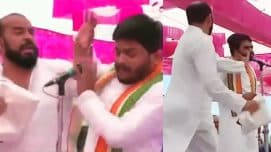 Lok Sabha polls 2019: Hardik Patel Slapped At Gujarat rally, Catch On digital camera