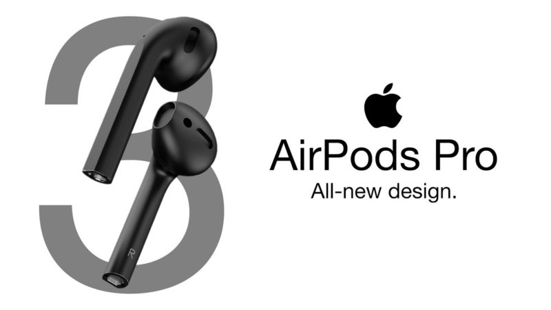 Apple AirPods 3 announced